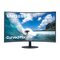 Samsung 24  T550F 1000R Bezel Less Monitor with Speaker