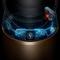 Dyson TP09 Purifier Cool Formaldehyde Purifying Fan, White/Gold