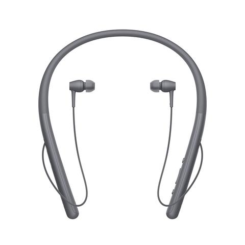 Sony WIH700/B Hi-Res Wireless In Ear Headphone, Grayish Black