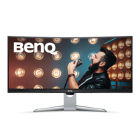 "BenQ EX3501R 35"" Curved Monitor with Eye-care Technology"