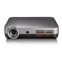 Optoma ML330 DLP WXGA Home Entertainment Projector