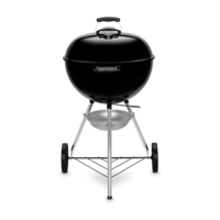 Weber Original Kettle E-5710 Charcoal Grill 57 cm, Black
