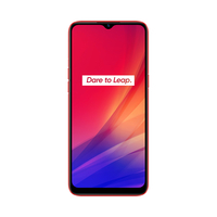 Realme C3 Smartphone LTE,  Blazing Red, 64 GB
