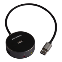 Honeywell Momentum 6 Port Hub with Audio