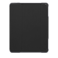 "STM Dux Plus Duo Case for iPad 9.7"" , Black"
