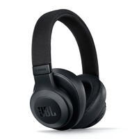 JBL E65BTNC Wireless over-ear Noise Cancelation Headphones, Black