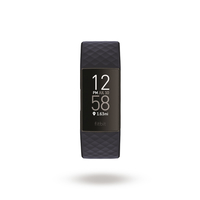 Fitbit Charge 4 Health and Fitness Tracker,  Black
