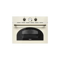 Teka 60cm Country Style Edition Built-in Microwave MWR 32 BIA+ grill with ceramic base