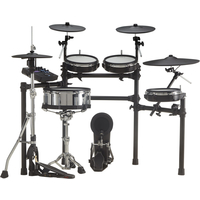 Roland TD-27K+ MDS-STD Drums Electonic Drum Kit, Black