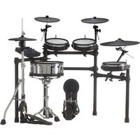 Roland TD-27KV+ MDS-STD2 Drums Electonic Drum Kit, Black
