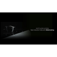 Teka 90 cm Built-In Flex Induction Hob IZS 96600, 4 cooking zones with 1 Flex Zone