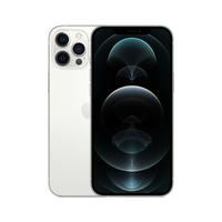 ابل آيفون 12 برو ماكس , الهاتف الذكي5G, 256 GB,  فضي