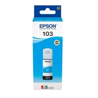 Epson 103 EcoTank Cyan Ink Bottle