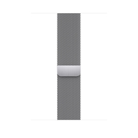 Apple 45mm Silver Milanese Loop