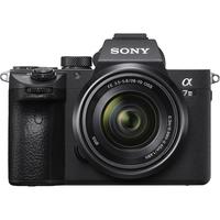 Sony Alpha a7 III Mirrorless Digital Camera with 64GB Memory Card