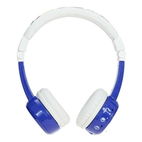 BuddyPhones In Flight Headphones - Blue