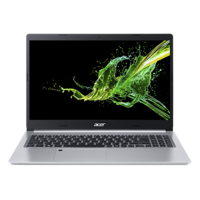 "Acer Aspire 5 A515-55G-70TT i7-1065G7, 12GB, 1TB HDD+ 256GB SSD, MX350 2GB Graphics, 15.6"" FHD Laptop, Silver"