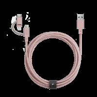NU-Belt 2M Cbl-L Mcro C-Rose