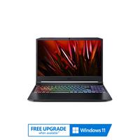 "Acer Nitro 5, Ryzen 9-5900HX, 32GB RAM, 1TB SSD, Nvidia GeForce RTX 3080 8GB Graphics, 15.6"" QHD 165Hz Gaming Laptop, Black"