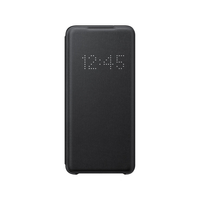 Samsung Galaxy S20 LED View Cover, Gray,  Black