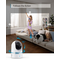 Eufy Indoor Cam 2K Pan and Tilt