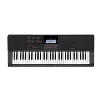 Casio CT-X700 Keyboard with ADE95100 Adaptor