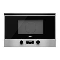 Teka Built-In Microwave 60cm 22 Liter MS 622 BIS L