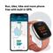 Fitbit Versa 3 GPS Smartwatch,  Pink Clay / Soft Gold Aluminum