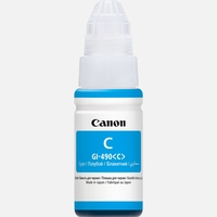 Canon GI-490 Cyan Ink Bottle