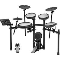 Roland TD-17KV+ MDS-COM Drums Electronic Drum Kit, Black