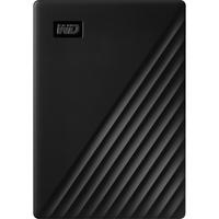 WD 1TB My Passport USB 3.2 Gen 1 External Hard Drive 2019, Black