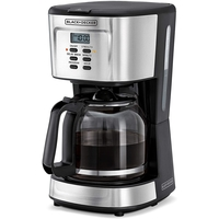 Black & Decker DCM85 Programmable Coffee Maker 900W 12 Cups