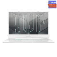"ASUS TUF Dash F15, Core i7-11370H, 16GB RAM, 1TB SSD, NVIDIA GeForce RTX 3050Ti 4GB Graphics, 15.6"" FHD 144Hz Gaming Laptop, White"