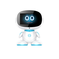 Misa Next Generation Social Robot 7 Inch IPS Touch Display,  Blue