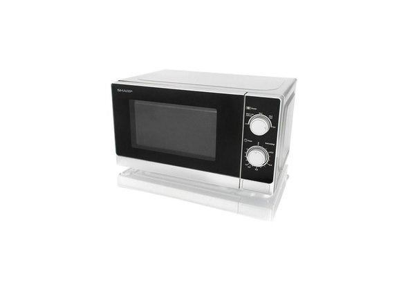 Sharp Microwave Oven 800W R20CT Grey/Black