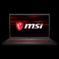 """MSI GF75 Thin 10SCXR, i7, 16GB RAM, 512GB SSD, 17.3"""" , Black"""