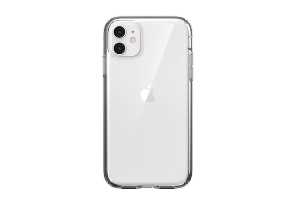 Speck Presidio Stay Clear Case for iPhone 11, Clear