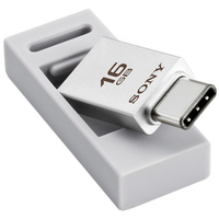 Sony 16GB USB 3.0 Type-C/USB Type-A Dual-Connection Flash Drive