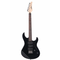 Yamaha ERG121U Steel String Electric Guitar - Black