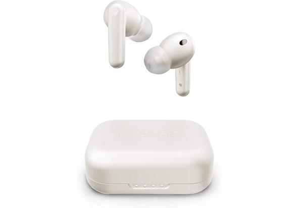 Urbanista London True Wireless Earbuds Headphones, White Pearl