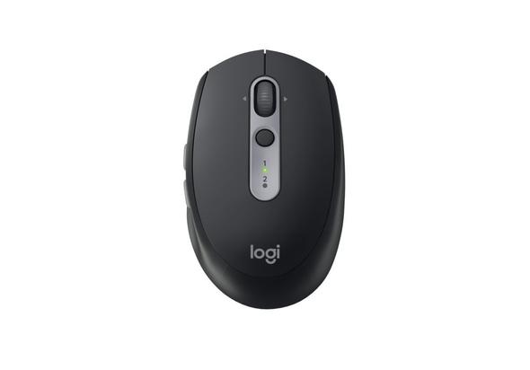 Logitech Wireless Mouse M590 Multi-Device Silent, Graphite