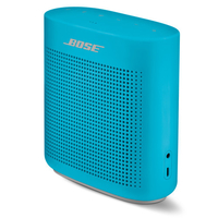 مكبر صوت بوز ساوند لينك Color II بلوتوث ، أزرق مائي