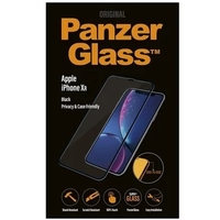 PANZERGLASS Edge To Edge Privacy Screen Protector for iPhone XR - Black
