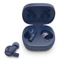 Belkin Soundform Rise True Wireless Earbuds,  Blue