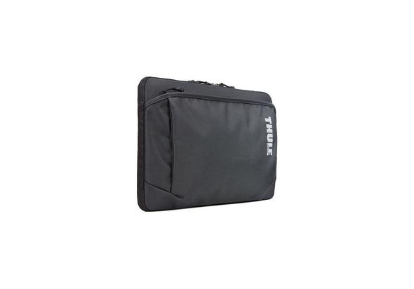 Thule TSS315 Subterra Sleeve 15 inch Macbook Sleeve Water Resistant, Black
