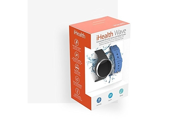 iHealth Wave AM4 Wireless activity, Swim and sleep tracker, Waterproof
