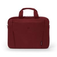 Dicota Slim Case BASE 13-14.1 inch Laptop Case, Red