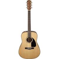 Fender CD-60 Dreadnought Acoustic Guitar, Natural