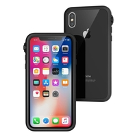 Catalyst-DRPHX- Impact Protection Case For iPhone X/Xs Stealth Black
