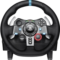 Logitech G29 Driving Force Racing Wheel for PlayStation4 and PlayStation3